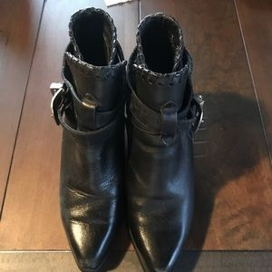Dingo booties boots